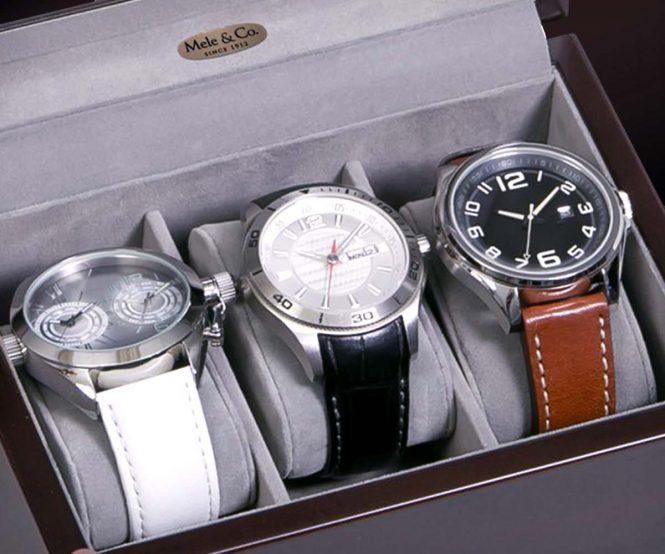 mele watchbox design