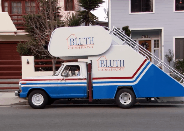 arrested development stair car
