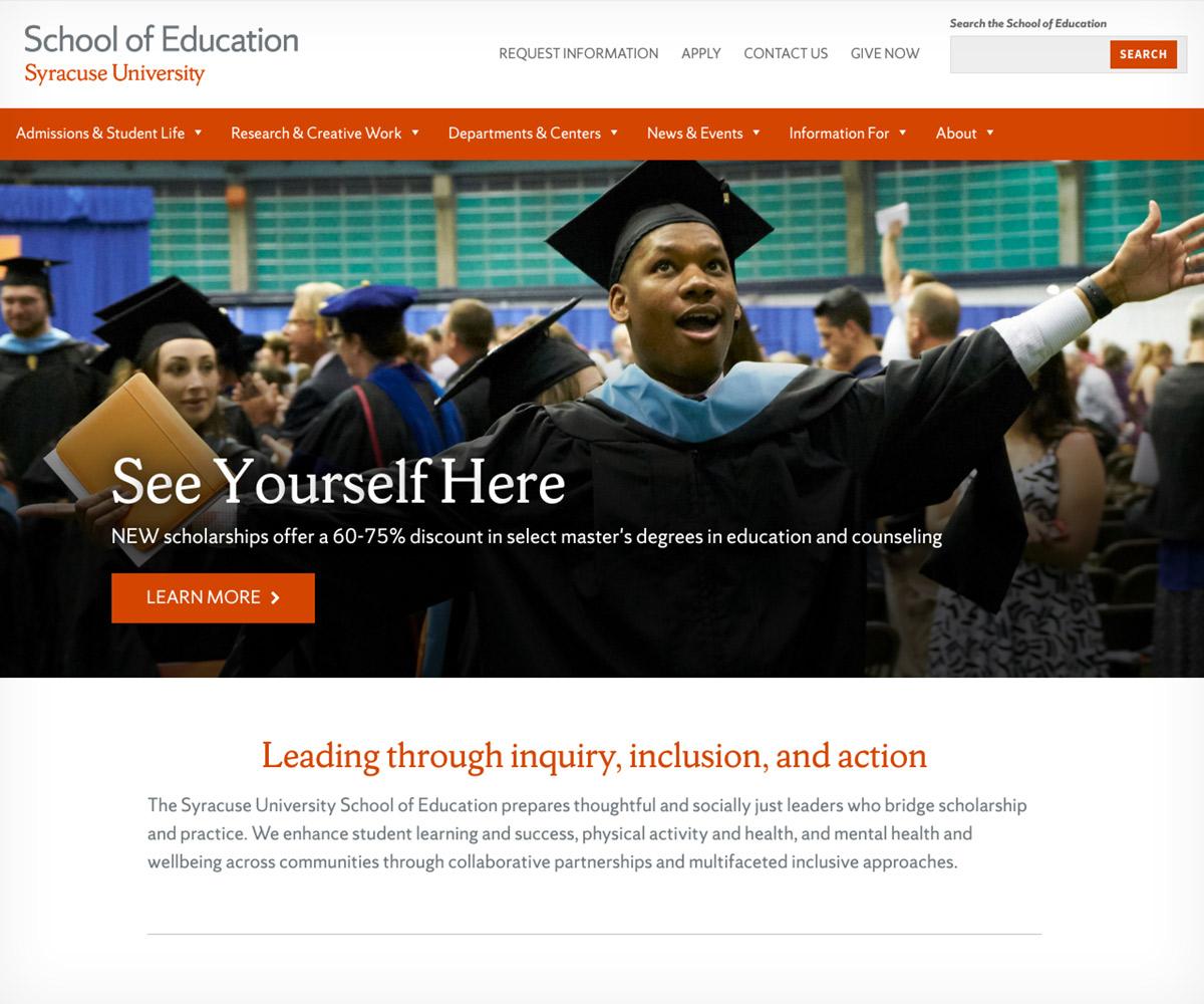 SOE homepage